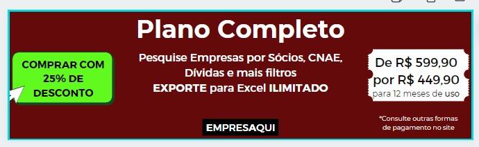 Plano Completo - EmpresAqui